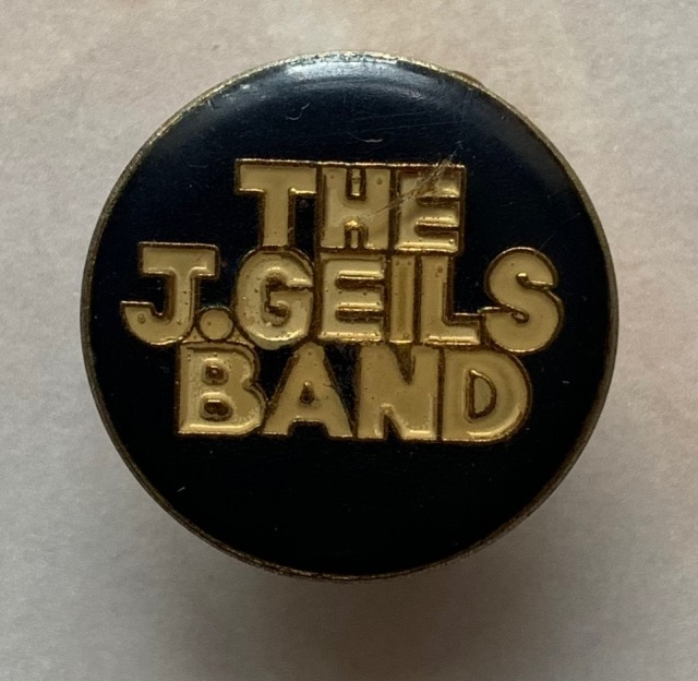 1980.J.Geils.Band.Badge.Pin