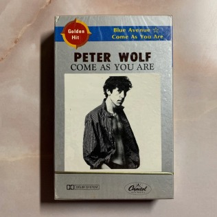 1987.Peter.Wolf.Come.As.You.Are.Tape.Korea.01