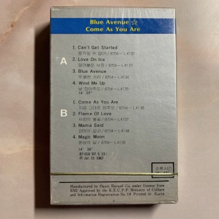 1987.Peter.Wolf.Come.As.You.Are.Tape.Korea.02