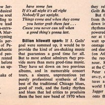1972 - CIRCUS November 01
