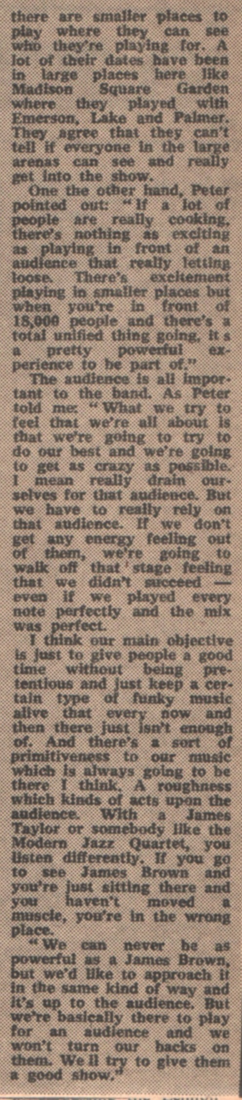 1972 - MELODY MAKER February 5th 04