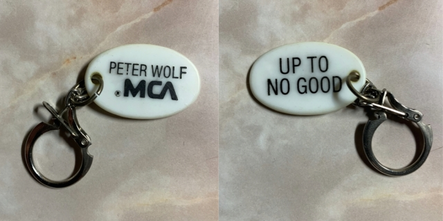 Wolf.Up.To.No.Good.Key.Fob