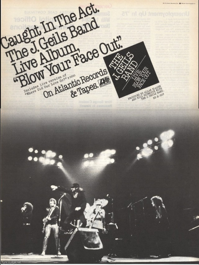 1976.Blow.Your.Face.Out.Billboard