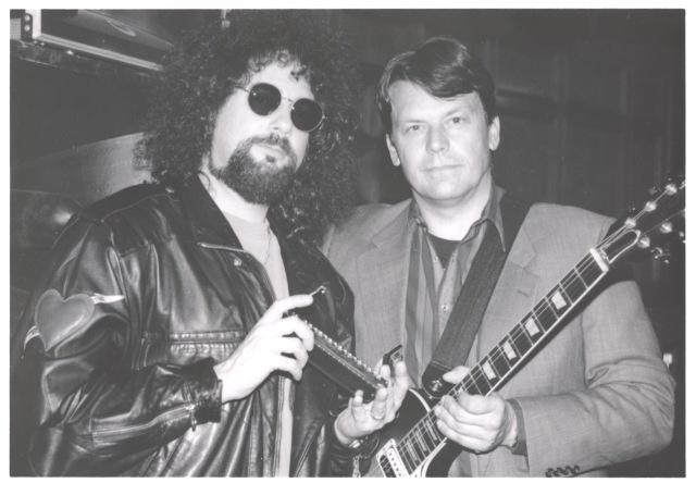 1994.Bluestime.Press.Photo.Harry.Woods