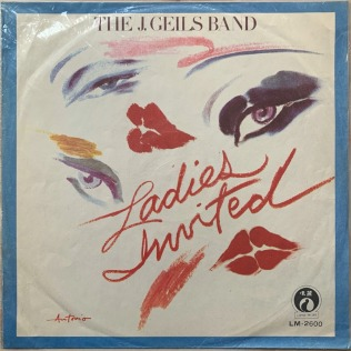 1973 - Ladies Invited, Bootleg LP Front