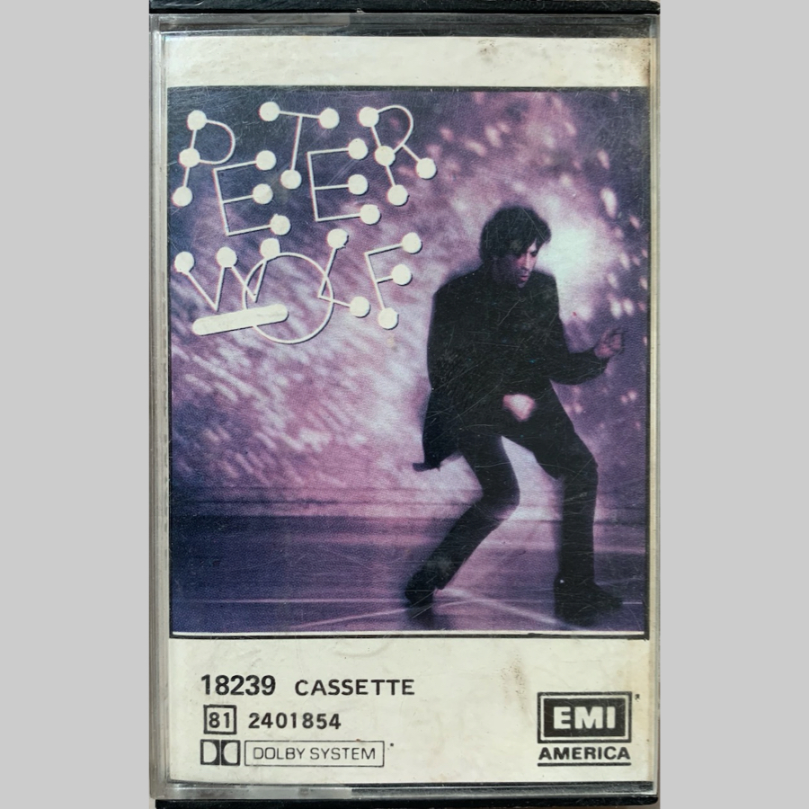 1984 - Peter Wolf, Lights Out, Argentina