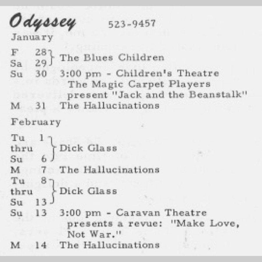 Feb 2nd, 1966 - Broadside, Vol.IV, No.25