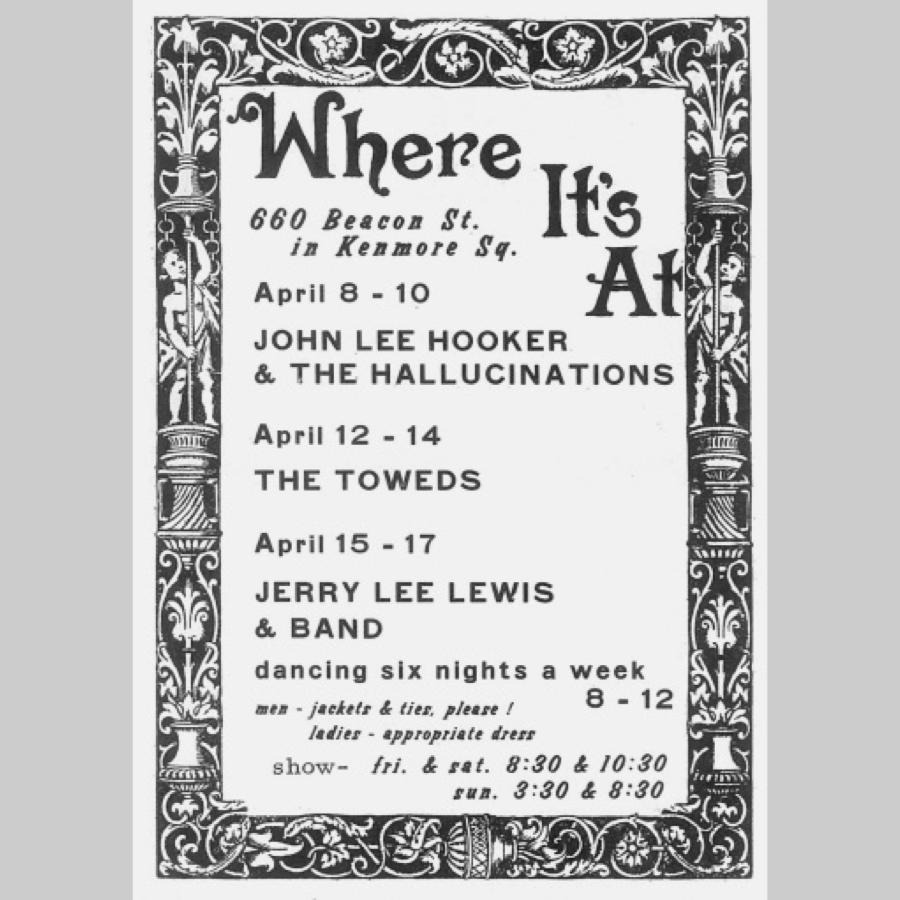 April 10th, 1966 - Broadside, Vol.V, No.4