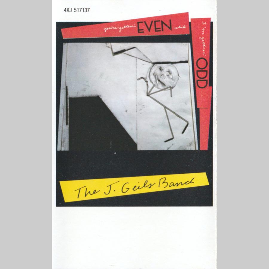 1984 - Even And Odd, Columbia House, USA