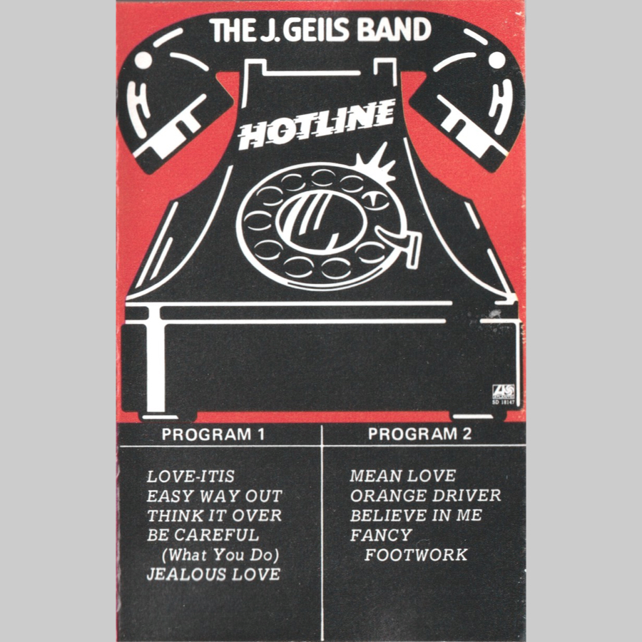 1975 - Hotline (Canada)