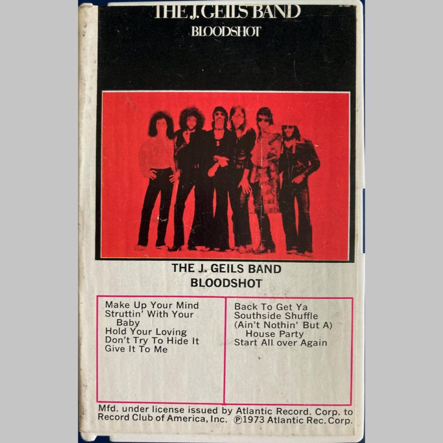 1973 - Bloodshot, Snapcase (USA)